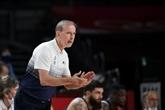 Vincent Collet prolongé à la tête des Bleus jusqu'aux Jeux de Paris en 2024