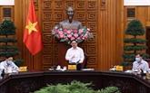 Le PM nommé chef du Comité de pilotage national sur la prévention et le contrôle du COVID-19