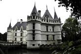France : Château d'Azay-Le-Rideau, la Renaissance rêvée