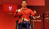 Jeux paralympiques : la médaille d'argent à l'haltérophile Lê Van Công