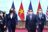 La Maison Blanche souligne le renforcement du partenariat intégral avec le Vietnam