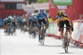 Tour d'Espagne : Roglic prend la 11e étape, en attendant le maillot rouge