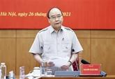 Le Comité central de pilotage de la réforme judiciaire se réunit à Hanoï
