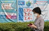 La République de Corée relève ses taux d'intérêt pour la première fois depuis la pandémie