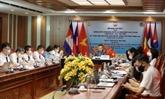 Les Audits d'État du Vietnam, du Laos et du Cambodge en conférence
