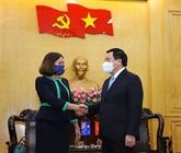 Création d'un centre de recherche Vietnam - Australie