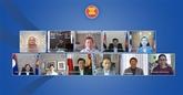 Le Vietnam au 12esymposium sur la connectivité de l'ASEAN