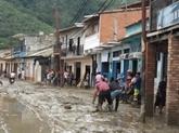 Venezuela : des pluies diluviennes font au moins 20 morts