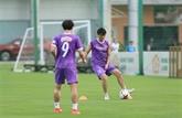 Mondial 2022 : 25 footballeurs vietnamiens partiront pour l'Arabie saoudite