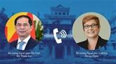 Le Vietnam remercie l'Australie pour son don de vaccin anti-COVID-19