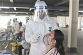 COVID-19 : 356 décès et 12.920 nouveaux cas enregistrés le 27 août au Vietnam