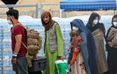 La base américaine de Ramstein transformée en camp de réfugiés d'Afghanistan