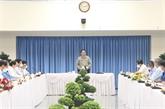 Le chef du gouvernement inspecte le contrôle de l'épidémie à Dông Nai