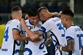 Italie : la recrue Correa sort l'Inter du piège face à Vérone