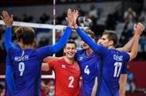 Volley : les Bleus dominent encore l'Ukraine en préparation pour l'Euro-2021