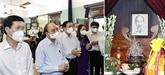 Le président Nguyên Xuân Phuc rend hommage au Président Hô Chi Minh