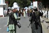 Aéroport de Kaboul : fort risque d'attentat à trois jours de la date butoir
