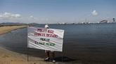 Espagne : chaîne humaine après la mort de millions de poissons asxphyxiés par les nitrates