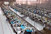 La valeur d'exportations du Vietnam en hausse de 21,5% en huit mois