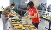 Le FPV offre 1,7 million de repas aux vulnérables dans 17 localités du Sud