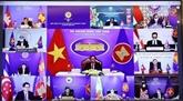 L'ASEAN réaffirme ses engagements à répondre au COVID-19 et aux catastrophes naturelles