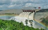 La France soutient l'extension de la centrale hydroélectrique d'Ialy