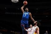 Basket : les États-Unis balaient l'Espagne et font de nouveau peur