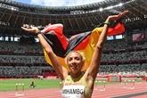 Athlétisme : l'Allemande Mihambo titrée à la longueur