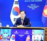Séoul appelle à une forte solidarité mondiale dans la lutte contre le COVID-19