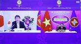 Réunion des ministres des Affaires étrangères ASEAN - Japon