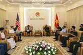 Vietnam - États-Unis : coopération pour régler les conséquences de l'agent orange