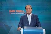 Élections allemandes : le candidat du parti de Merkel passe à l'offensive