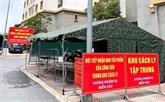 COVID-19 : Hanoï met en place un centre de quarantaine centralisée à Thanh Xuân