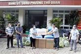 Hanoï soutient plus de 2,34 millions de personnes touchés par le COVID-19