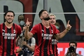 Italie : Giroud conquiert San Siro, Milan se balade