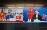 Les Audits d'État du Vietnam et de Chine renforcent leur cooprération