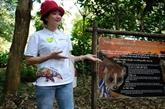Les États-Unis assistent le Vietnam dans la protection de sa faune