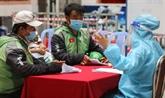 Tests gratuits pour les livreurs à Hô Chi Minh-Ville