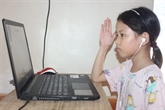 Don d'appareils électroniques pour soutenir les enfants défavorisés