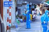 Hanoï enregistre 13 nouveaux cas le matin du 31 août