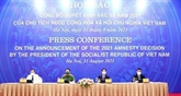 L'amnistie 2021 continue à affirmer la politique de clémence de l'État
