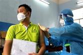 Hô Chi Minh-Ville : accélération de la vaccination anti-COVID-19