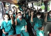 Anti-COVID-19 : le président Nguyên Xuân Phuc demande de récompenser les exemples