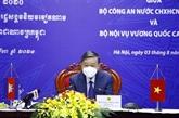 Vietnam et Cambodge promeuvent leur coopération contre la criminalité