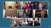 Séminaire virtuel sur le traitement des conséquences de la guerre au Vietnam