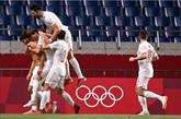 JO-2020 : l'Espagne rejoint le Brésil en finale du tournoi de foot messieurs