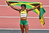 Après le 100m, la Jamaïcaine Thompson-Herah championne olympique du 200m