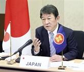 Japon et ASEAN s'accordent sur l'importance de la libre navigation en Mer Orientale