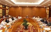Le Comité de pilotage anti-corruption tiendra sa 20e session