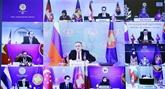 Réunion des ministres des Affaires étrangères ASEAN - Russie